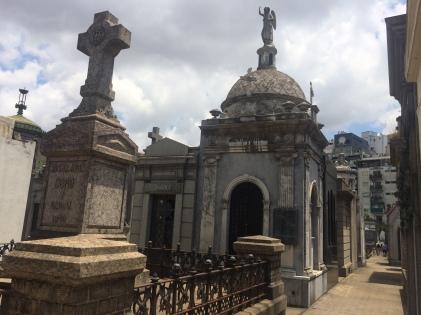 The Recoleta Cemetery